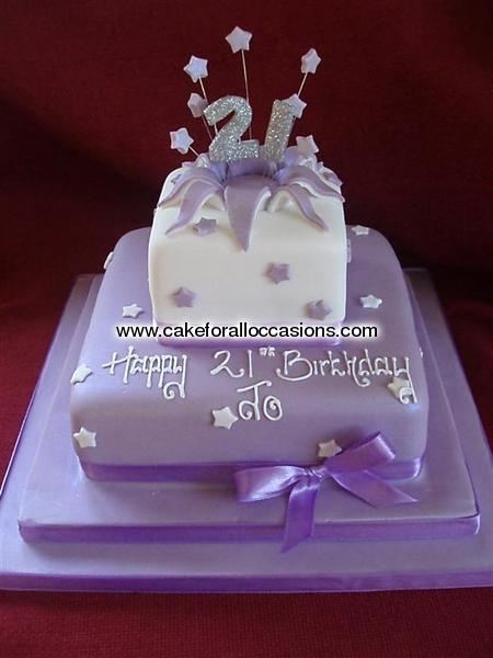 Cake Ideas For Female Birthday : Cake L002 :: Women s Birthday Cakes :: Birthday Cakes ...