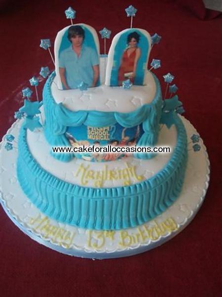 Cake G138 Girl S Birthday Cakes Birthday Cakes