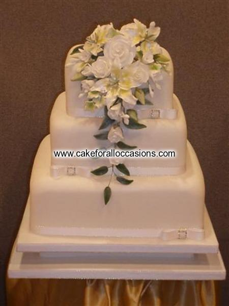 Cake Wce265 Wedding Cakes Cake Library Cake For
