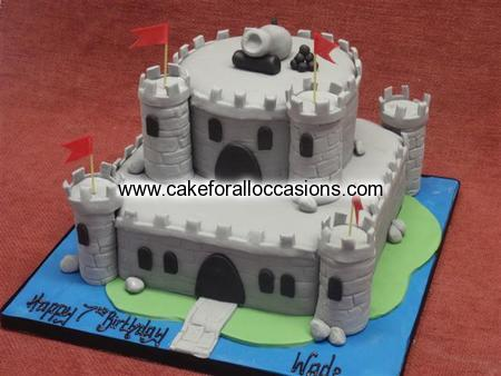 Cake B011 Boys Birthday Cakes Library