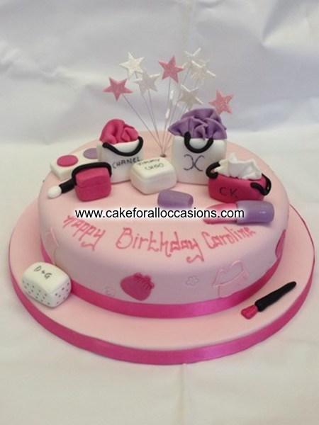 Cake L020 Women S Birthday Cakes Birthday Cakes