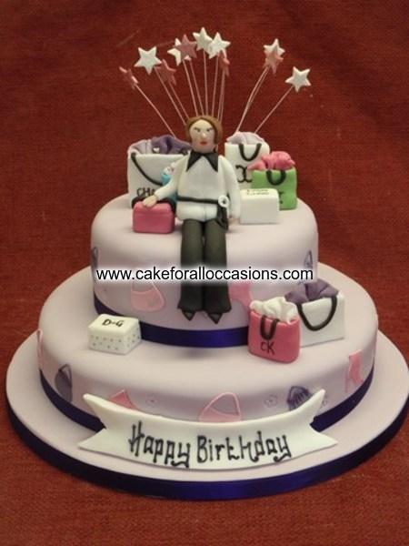 Cake L059 Women S Birthday Cakes Birthday Cakes